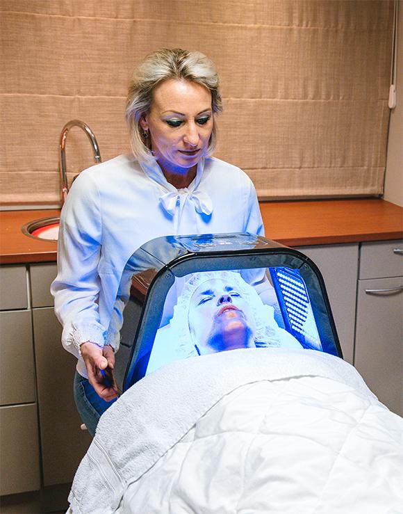 Lichttherapie Marijke van Iersel